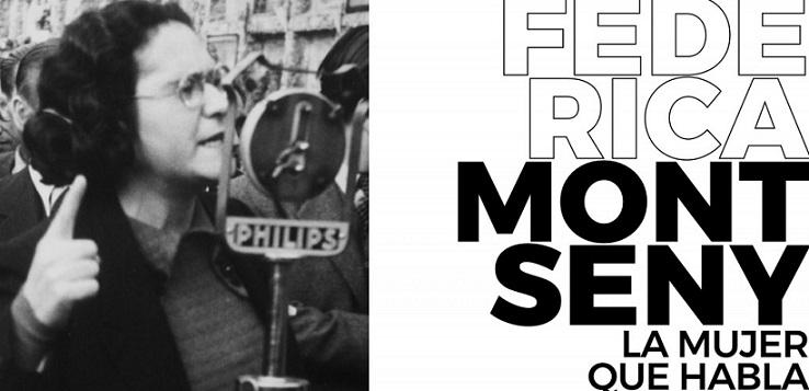 Federica Montseny, la mujer que habla